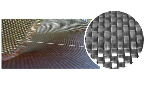 Tecidos Bidirecionais Compósitos – Fibertex