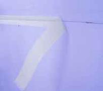 Fibra de vidro auto-adesiva para Drywall